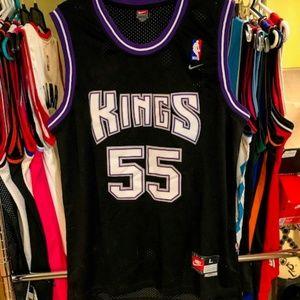 Jason Williams Kings Nike NBA Basketball Jersey